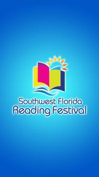 SWFL Reading Festival poster