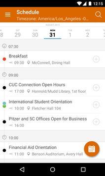 Pitzer New Student Orientation apk screenshot