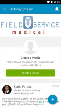 Field Service Medical apk screenshot