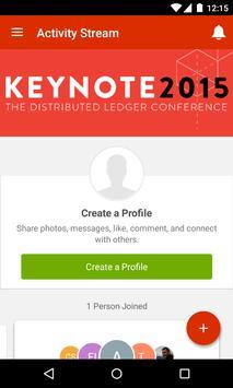 Keynote 2015 apk screenshot