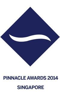 Pinnacle Awards 2014 Singapore poster