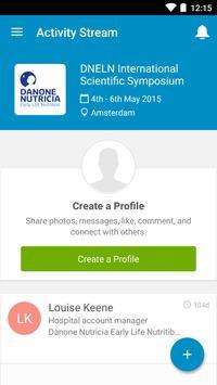 Danone 2015 apk screenshot