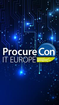 ProcureCon IT poster