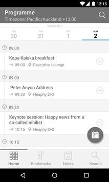 GP 2015 Conference apk screenshot