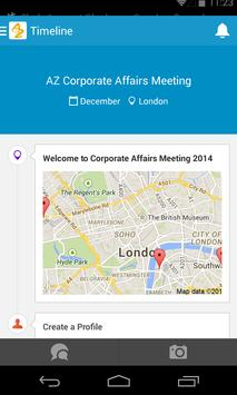 Corporate Affairs Meeting 2014 poster