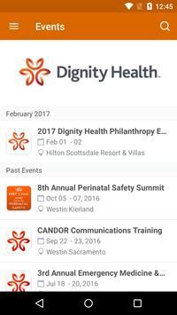 Dignity Health Convention apk screenshot
