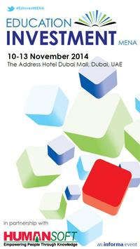 Education Investment Mena poster