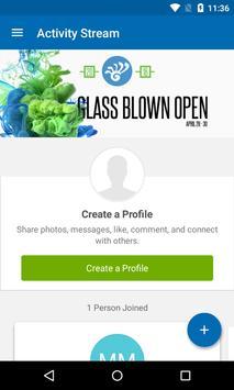 Glass Blown Open apk screenshot