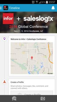 Infor + Saleslogix Conference apk screenshot