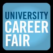 KU University Career Fair icon