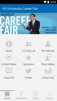 KU University Career Fair apk screenshot