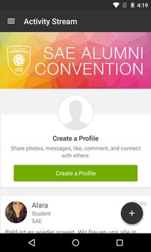 SAE Alumni Convention apk screenshot