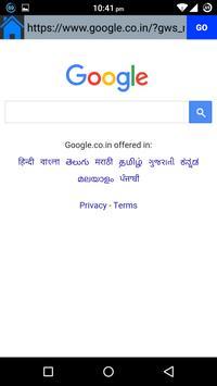 Flash Browser apk screenshot