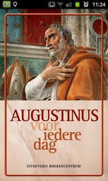 Augustinus voor iedere dag poster