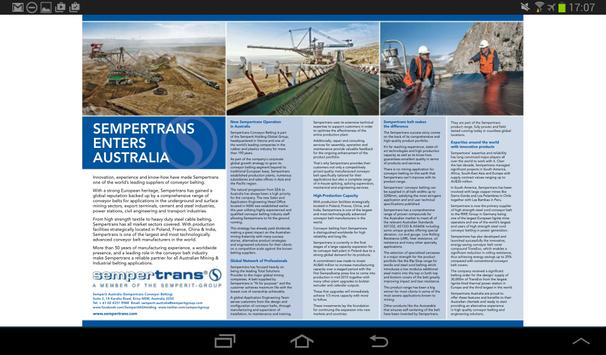 International Coal News apk screenshot