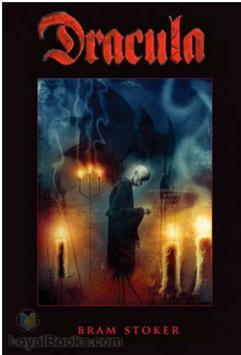 Dracula Bram Stoker Audio Book poster
