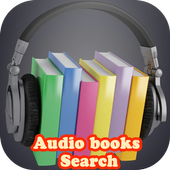 Audiobooks Search from audible icon