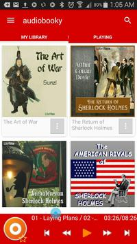 AudioBooky 60,000 Free Books apk screenshot
