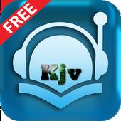 Audio Bible KJV Free icon