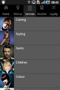 Cheynes Hairdressing apk screenshot