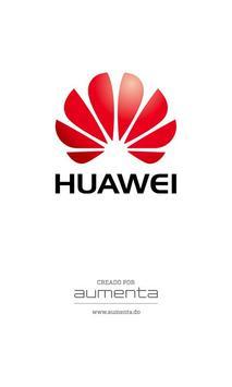 Huawei Realidad Aumentada poster