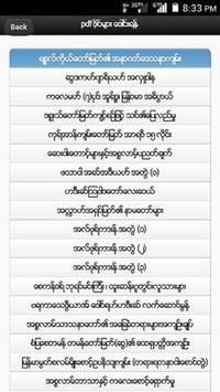 E-Books Myanmar Islamic poster