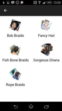 Latest African Hair Styles poster