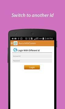 Aura Infocomm Multi Recharge apk screenshot