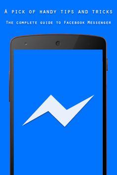 Free Messenger Facebook Guide poster