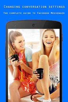 Free Messenger Facebook Guide apk screenshot