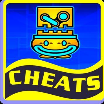 Cheats Geometry Dash poster