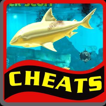 Cheats Hungry Shark Evolution apk screenshot