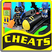 Cheats LEGO BATMAN icon