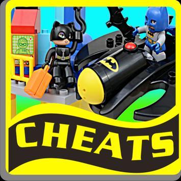 Cheats LEGO BATMAN apk screenshot