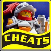 Cheats LEGO NEXO KNIGHTS icon