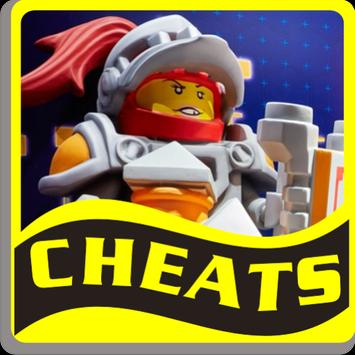 Cheats LEGO NEXO KNIGHTS poster
