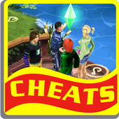Cheats The Sims FreePlay icon