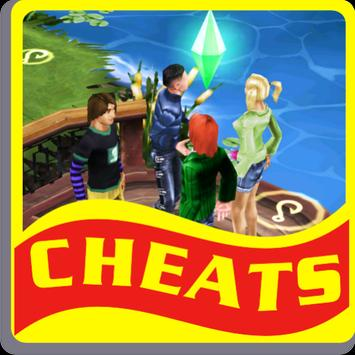 Cheats The Sims FreePlay poster
