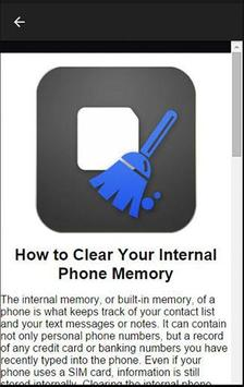 Auto Memory Cleaner Tip apk screenshot