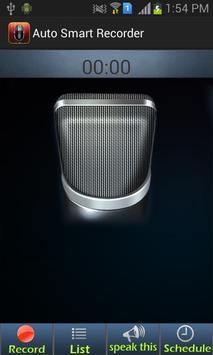 Auto Smart Recorder poster