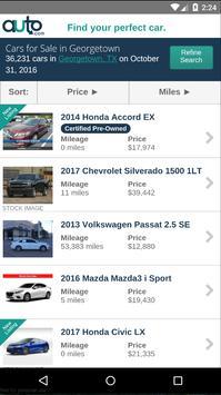 Auto - Used Cars And Trucks apk screenshot