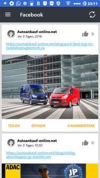 Autoankauf Online | Magazin poster