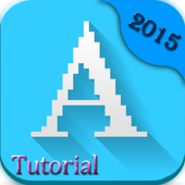 Learn AutoCAD 2015 Tutorial icon