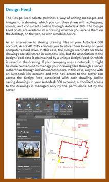 Learn AutoCAD 2015 Tutorial apk screenshot