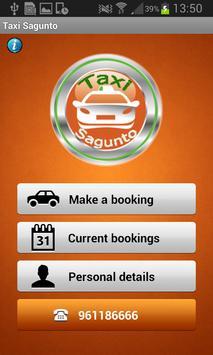 Taxi Sagunto poster