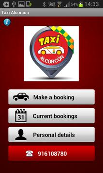 Taxi Alcorcon poster