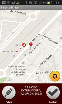 Taxi Alcorcon apk screenshot