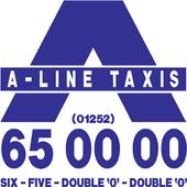 Farnborough Taxis icon