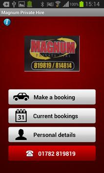 Magnum Private Hire poster