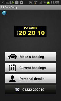 PJ Cars poster